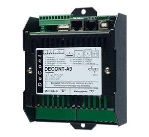 Контроллеры ДЕКОНТ-А9, ДЕКОНТ-А9E2