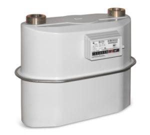 Коммунальные диафрагменные счетчики газа BK-G6, BK-G10, BK-G16, BK-G25