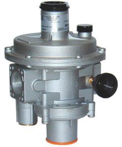 Регуляторы давления газа MADAS FRG/2MB