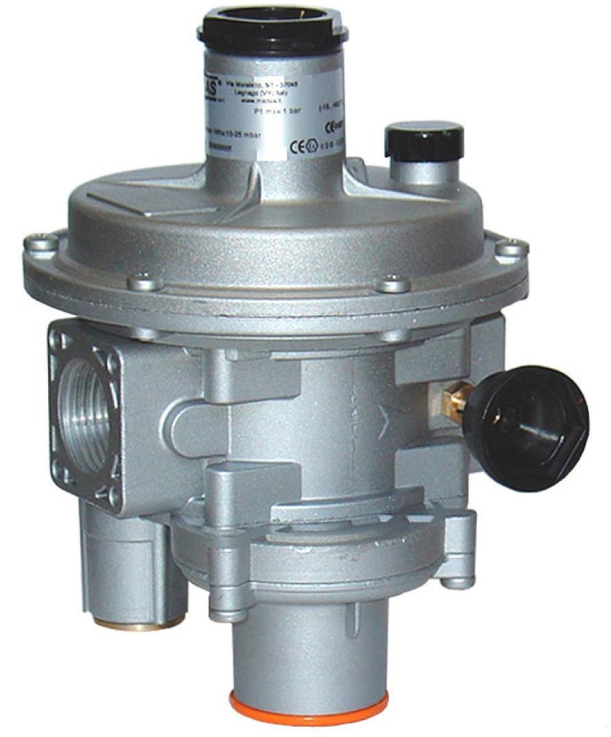 Многофункциональный регулятор давления газа FRNG