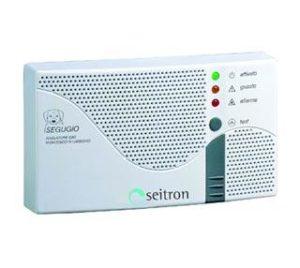 Сигнализаторы загазованности SEITRON