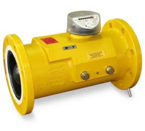 Турбинные счетчики газа TRZ G65-G4000